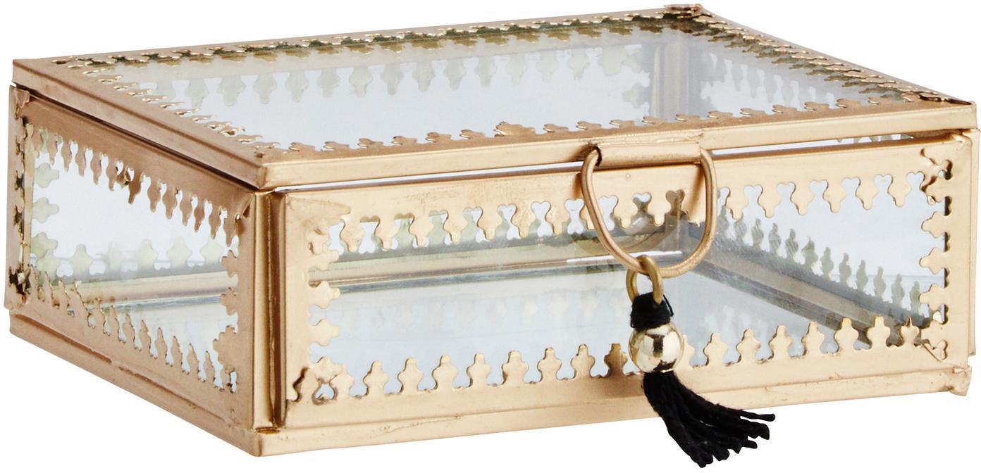 Caja Tinka, Latón, An 11 x Al 4 cm