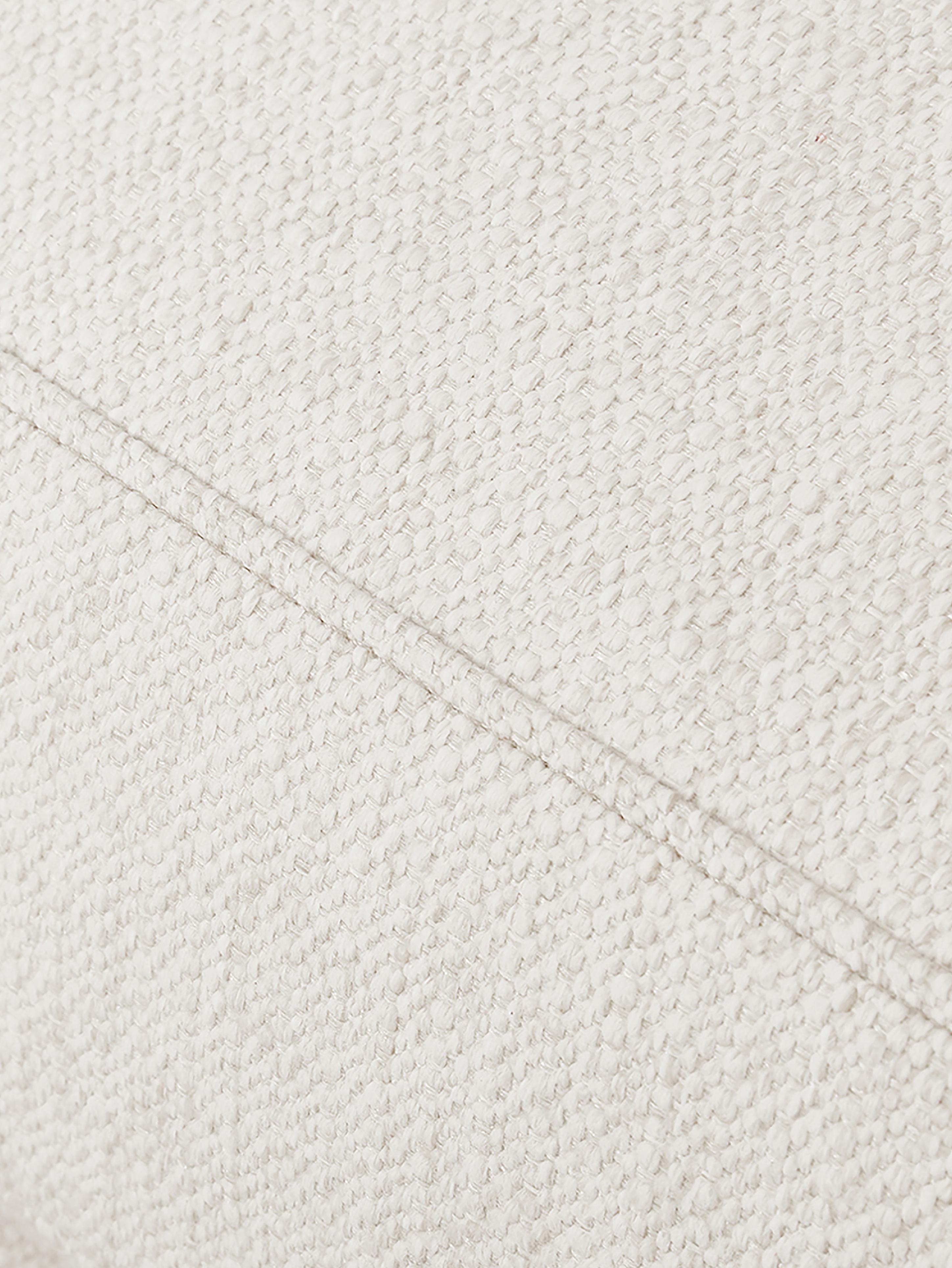 Sofá rinconero grande Tribeca, Tapizado: poliéster 25.000ciclos e, Estructura: madera de pino maciza, Patas: madera de haya maciza pin, Tejido beige, An 405 x F 228 cm