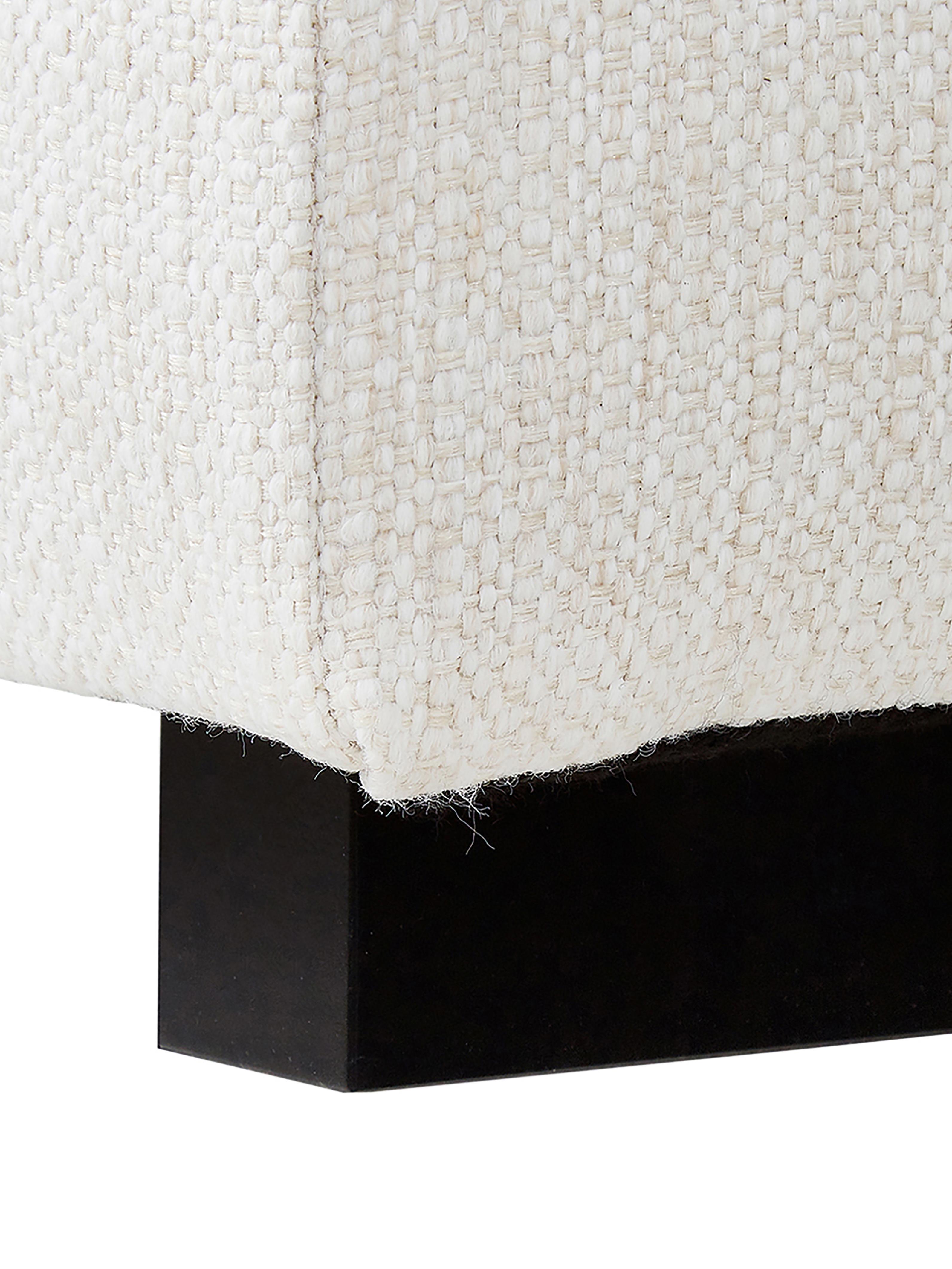 Canapé d'angle XLTribeca, Tissu beige