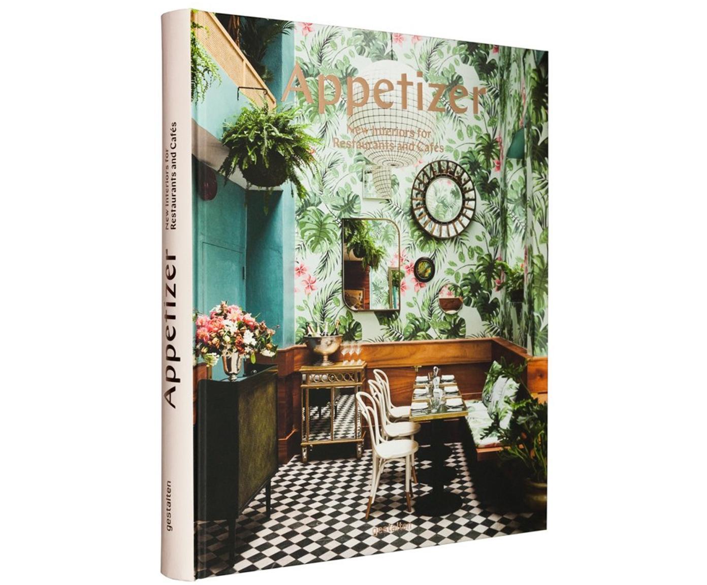 Geillustreerd boek Appetizer, Papier, hardcover, Multicolour, 24 x 30 cm