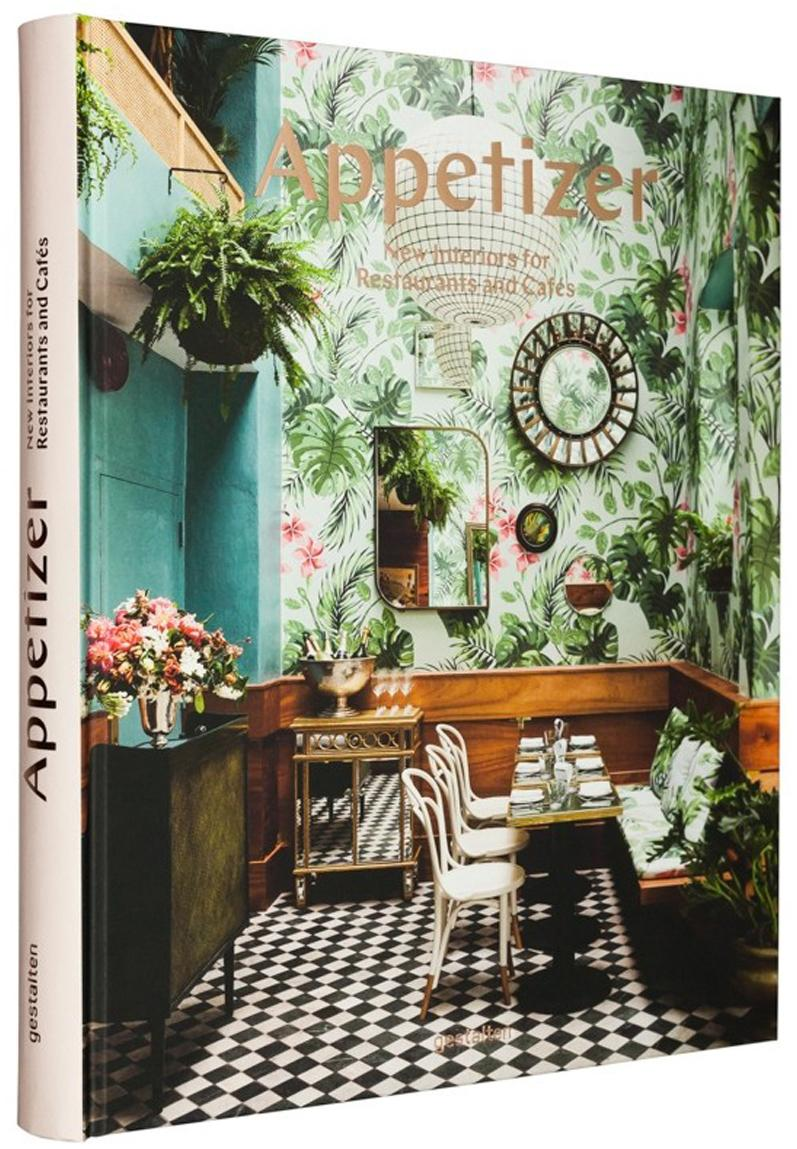 Bildband Appetizer, Papier, Hardcover, mehrfarbig, 24 x 30 cm