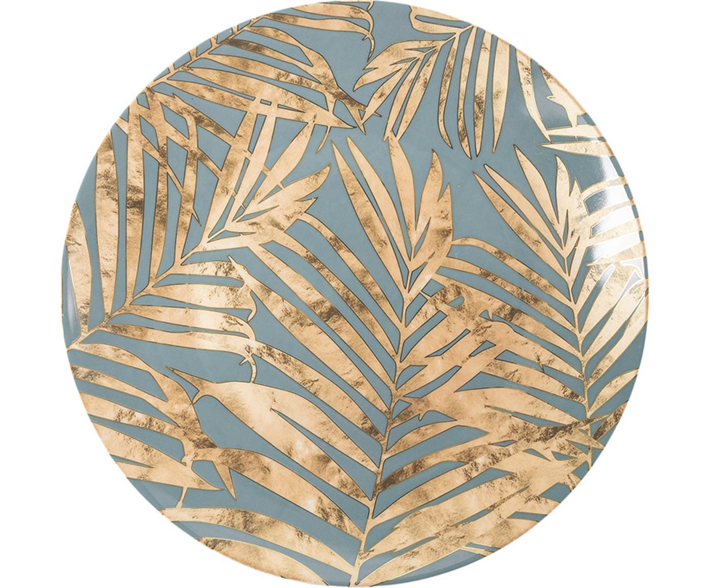 Komplet naczyń  Forest Chic, 18 elem., Porcelana, Wielobarwny, Różne rozmiary