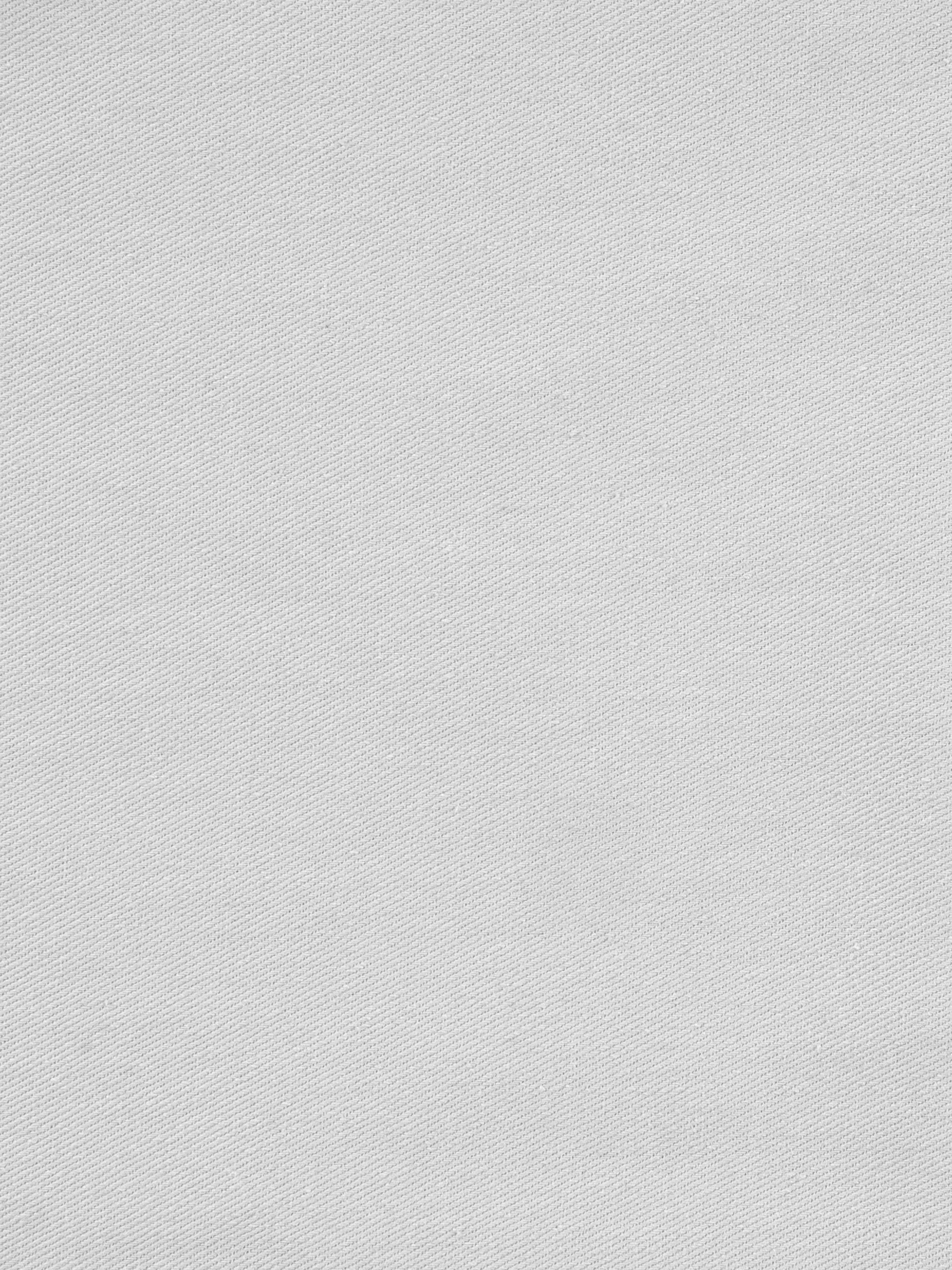 Samt-Kissenhülle Phoeby in Hellgrau mit Fransen, 100% Baumwolle, Hellgrau, 40 x 40 cm