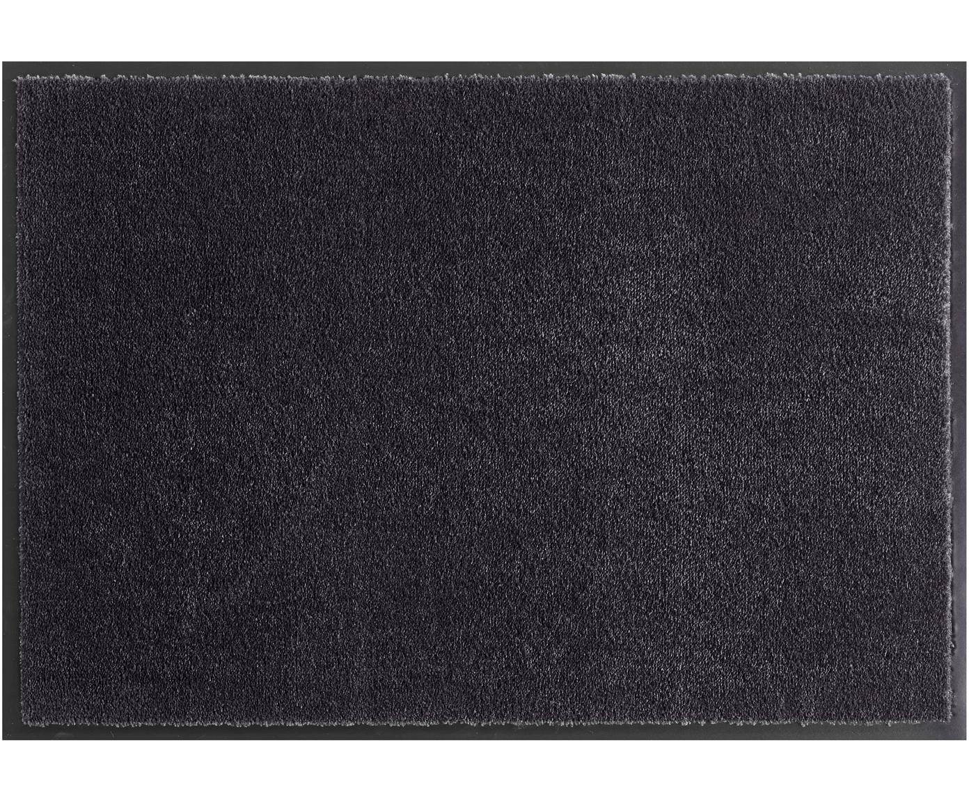Wycieraczka z poliamidu Milo, Czarny, S 39 x D 58 cm