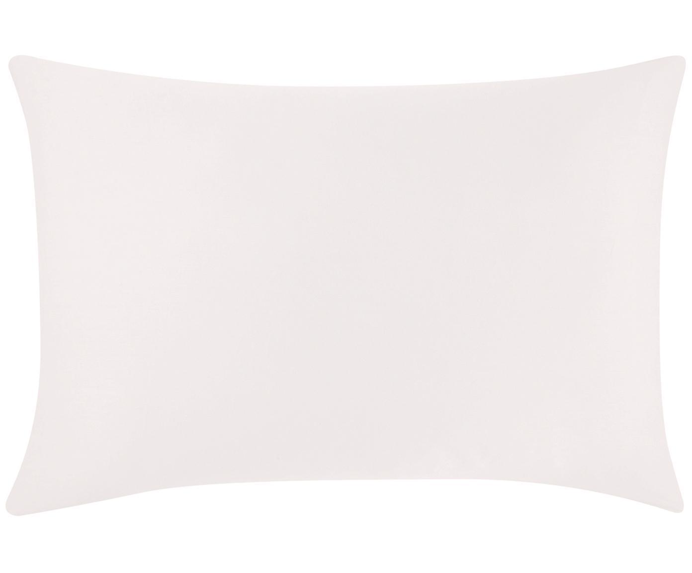 Funda de almohada de satén Comfort, Rosa, An 50 x L 70 cm