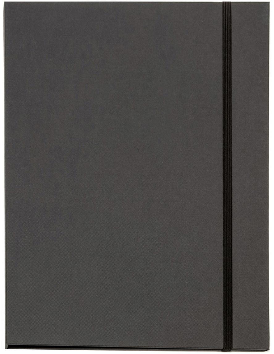 Raccoglitore Paulina, Antracite, Larg. 23 x Alt. 32 cm