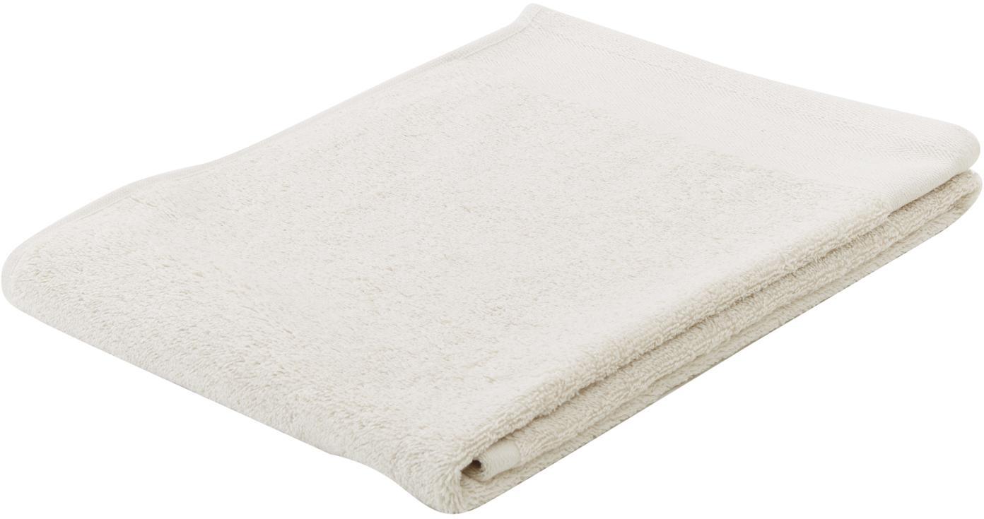 Handdoek Soft Cotton, Katoen, middelzware kwaliteit, 550 g/m², Lichtbeige, Gastendoekje