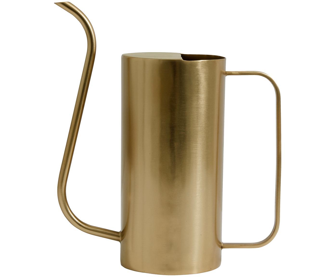 Giesskanne Brass, Eisen, vermessingt, Messing, 25 x 25 cm