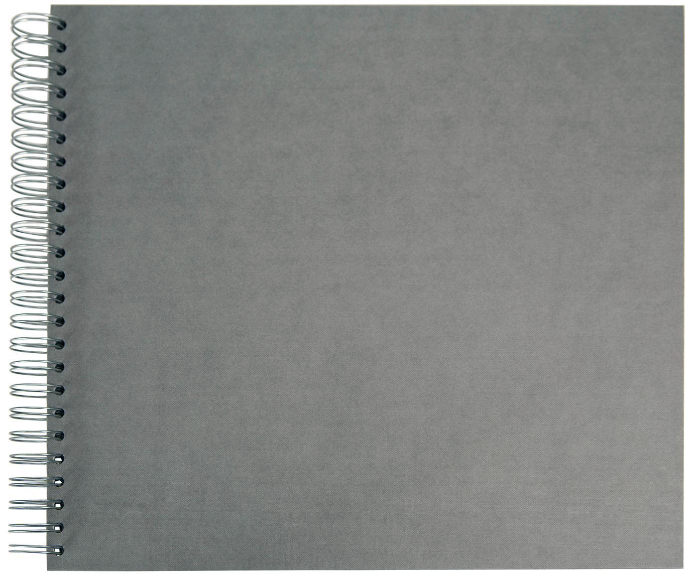Albúm de fotos Picture, Gris, An 35 x Al 32 cm