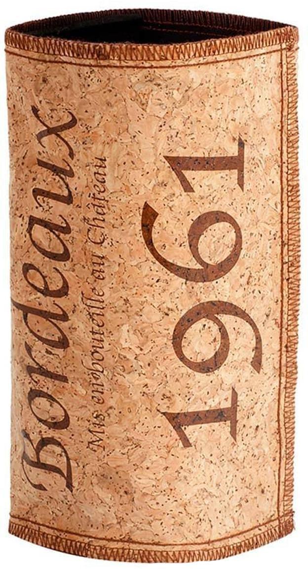 Cubitera Cerk, Nylon, Marrón, Ø 21 x Al 40 cm