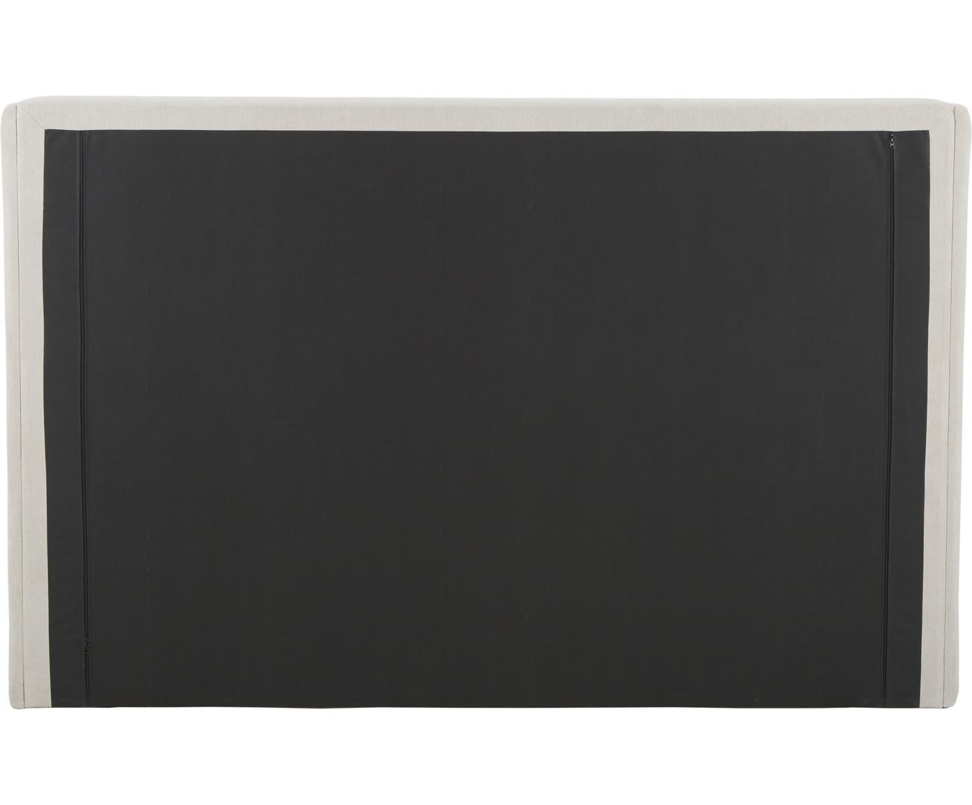 Letto imbottito con contenitore Star, Rivestimento: Poliestere (tessuto strut, Grigio chiaro, 180 x 200 cm
