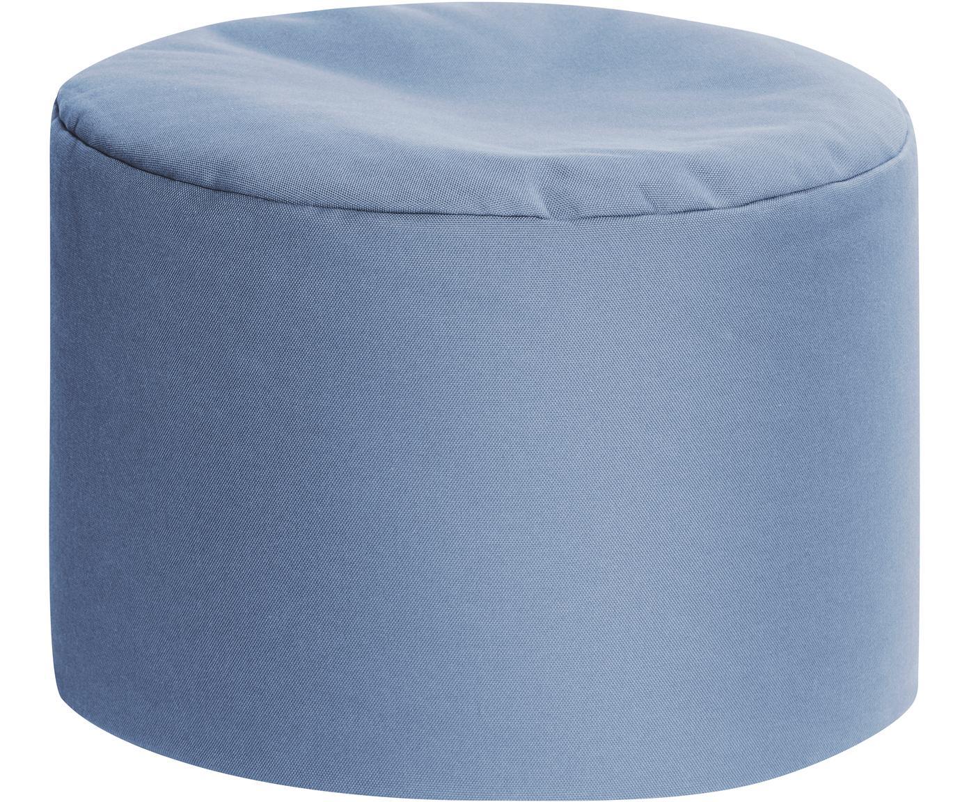 In- & Outdoor-Sitzsack Dotcom, Bezug: 100% Polyacryl Dralon (ga, Blau, Ø 60 x H 40 cm