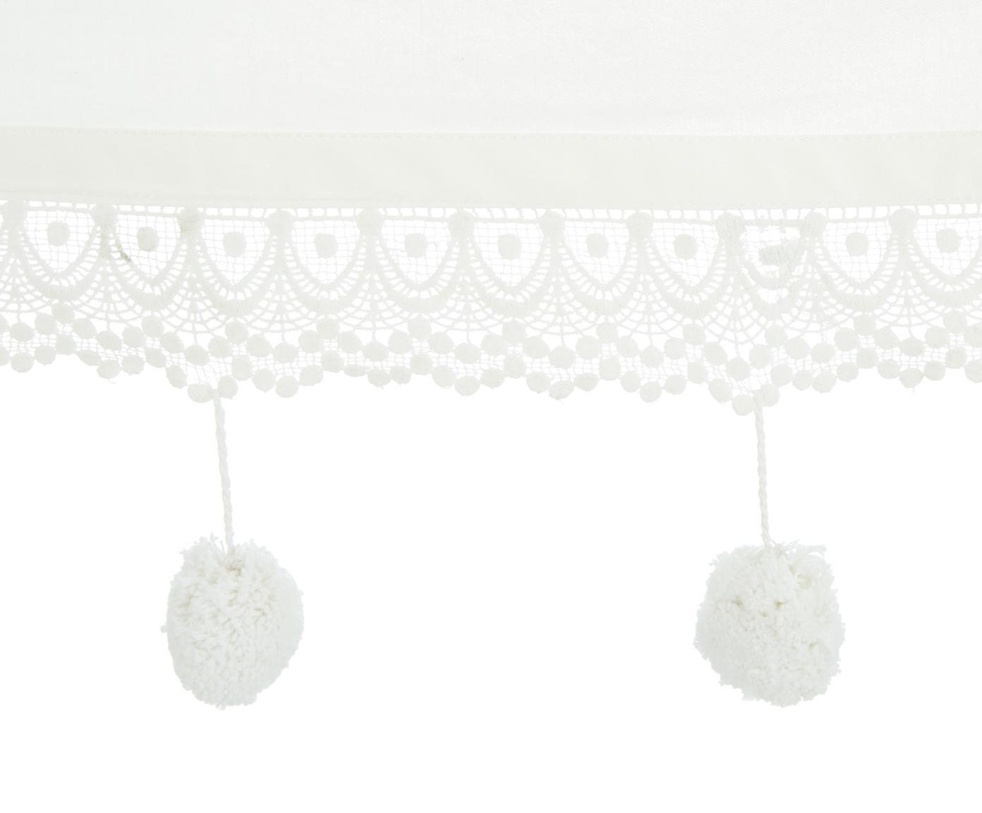 Hangmat Holly, Katoen, Ivoorkleurig, 160 x 250 cm