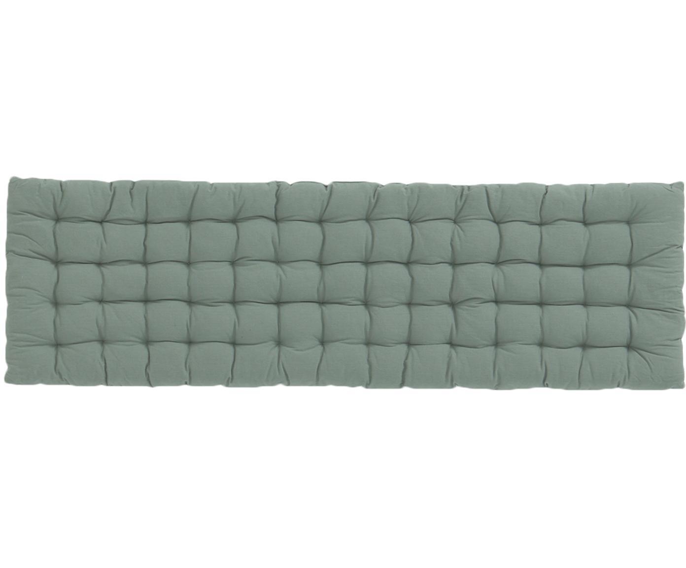Cuscino sedia Gavema, Verde, Larg. 40 x Lung. 40 cm