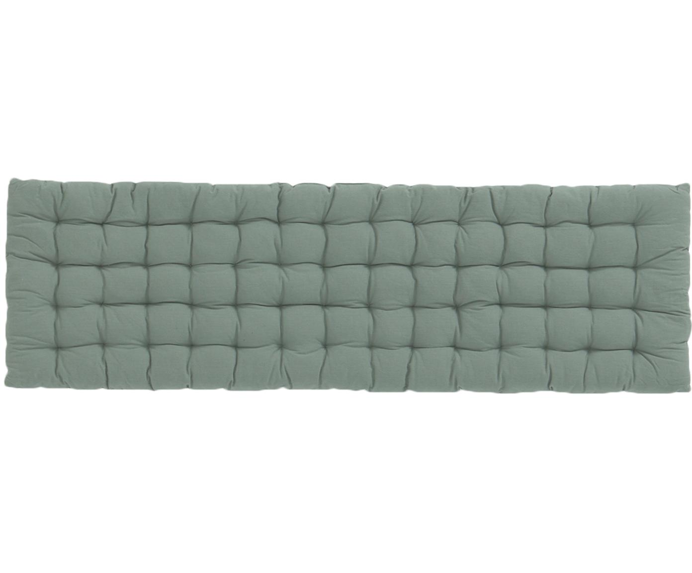Nakładka na ławkę Gavema, Zielony, S 40 x D 120 cm