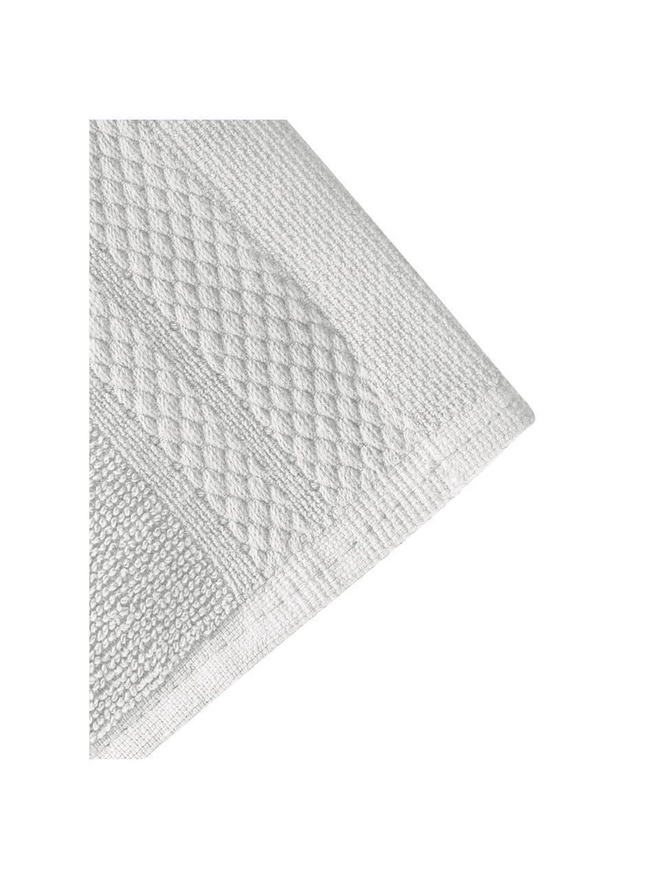 Ręcznik Premium, różne rozmiary, Jasny szary, Ręcznik do rąk