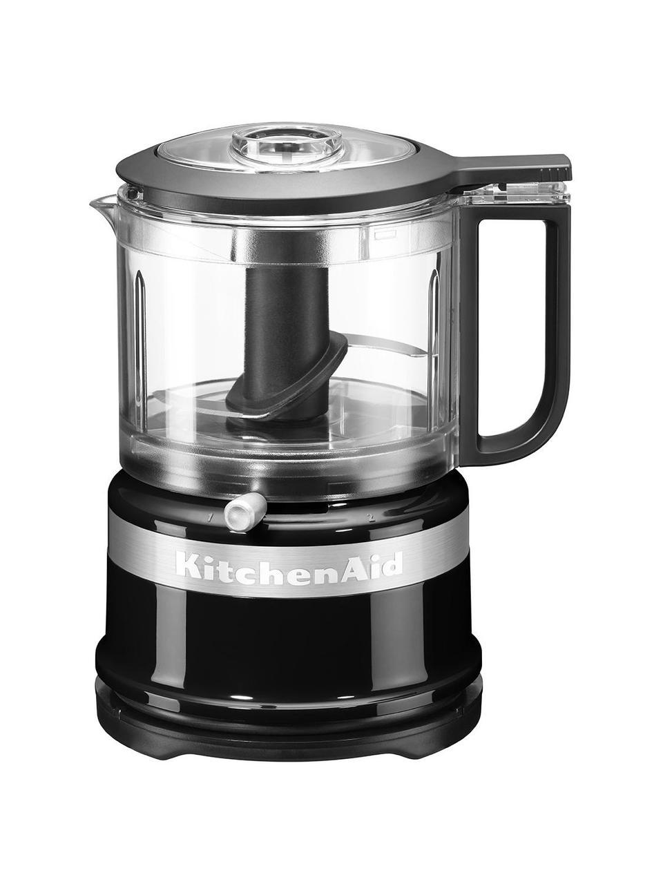 Food processor KitchenAid Mini, Nero, Larg. 18 x Alt. 22 cm