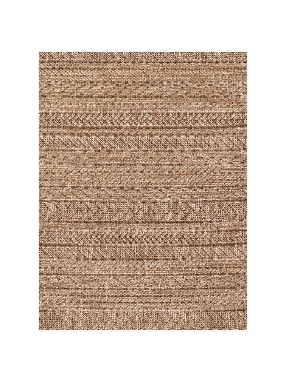 In- & Outdoor-Teppich Granado in Jute-Optik, 100% Polypropylen, Beige, Braun, B 200 x L 290 cm (Größe L)