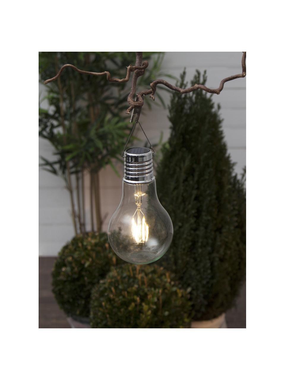 Ampoule solaireLED Fille, 2pièces, Transparent