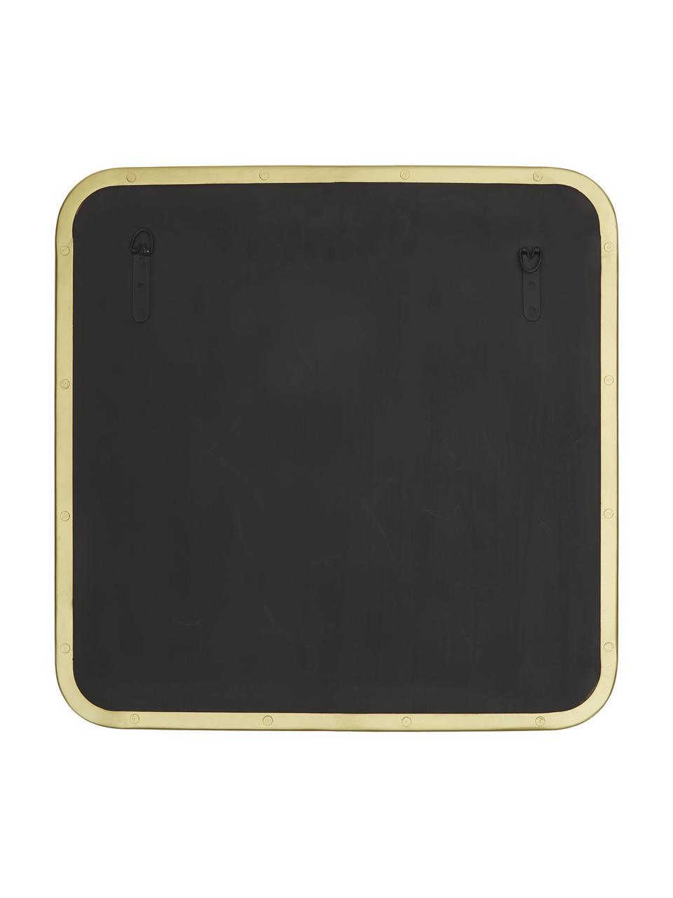 Miroir mural doré Ivy, Couleur dorée