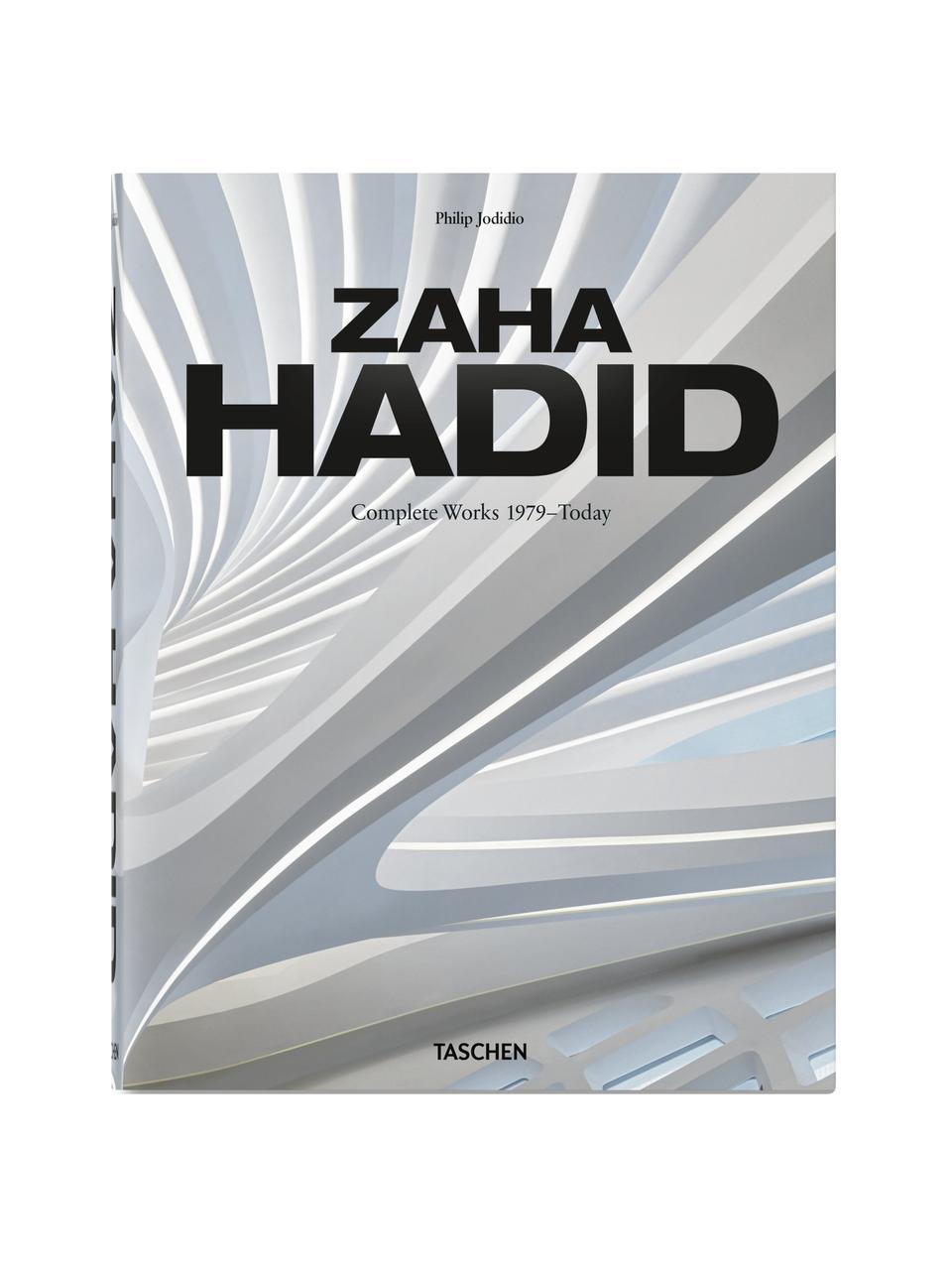 Bildband Zaha Hadid. Complete Works. 1979 - today, Papier, Hardcover, Grau, Mehrfarbig, 23 x 29 cm