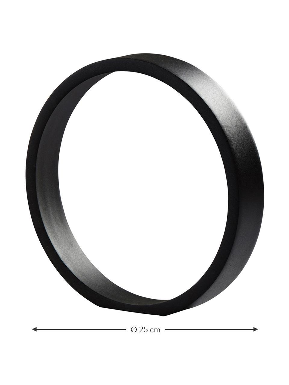 Accessoire décoratif The Ring, Noir