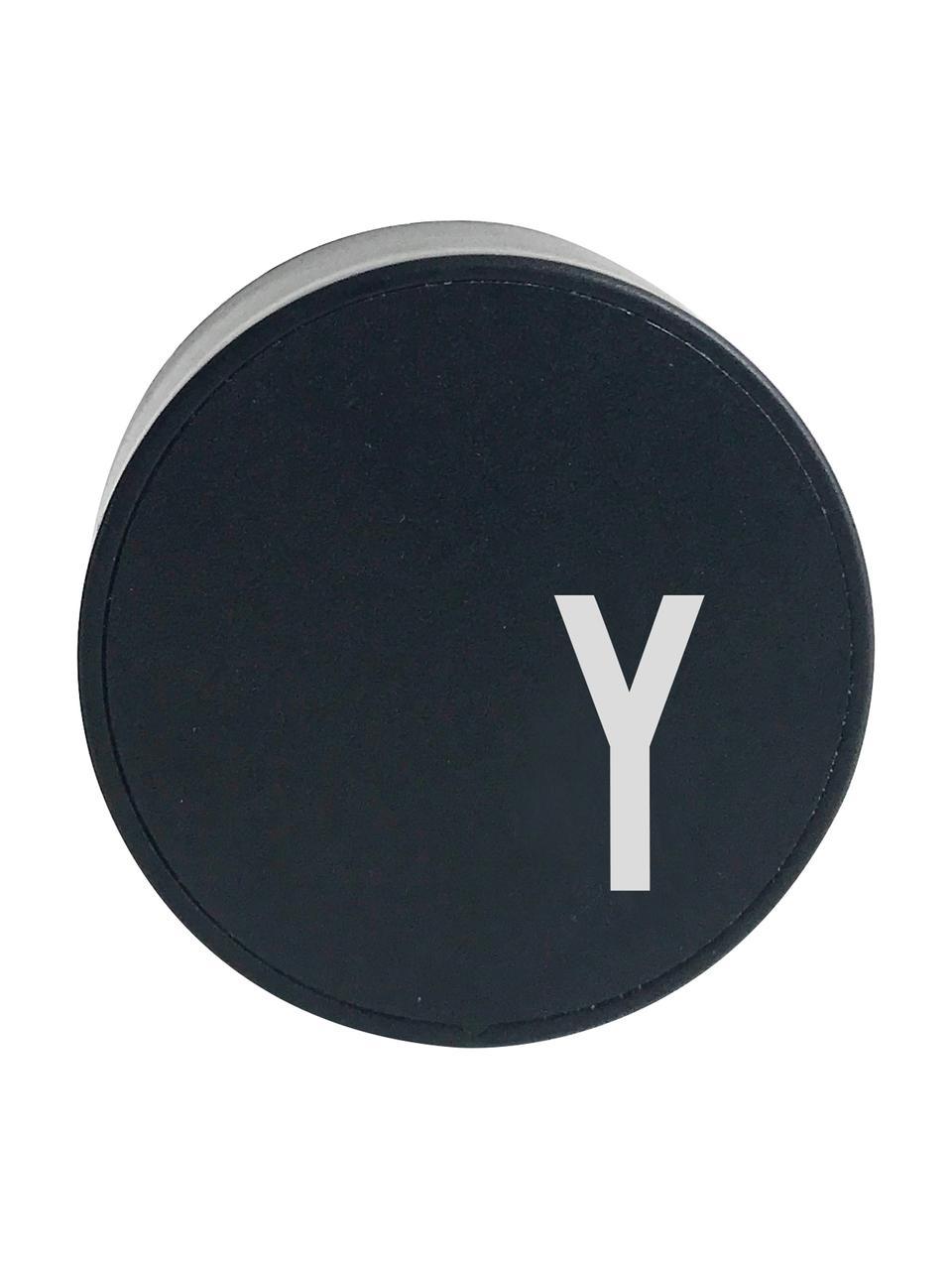Caricabatterie MyCharger (varianti dalla A alla Z), Materiale sintetico, Nero, Caricabatterie Y