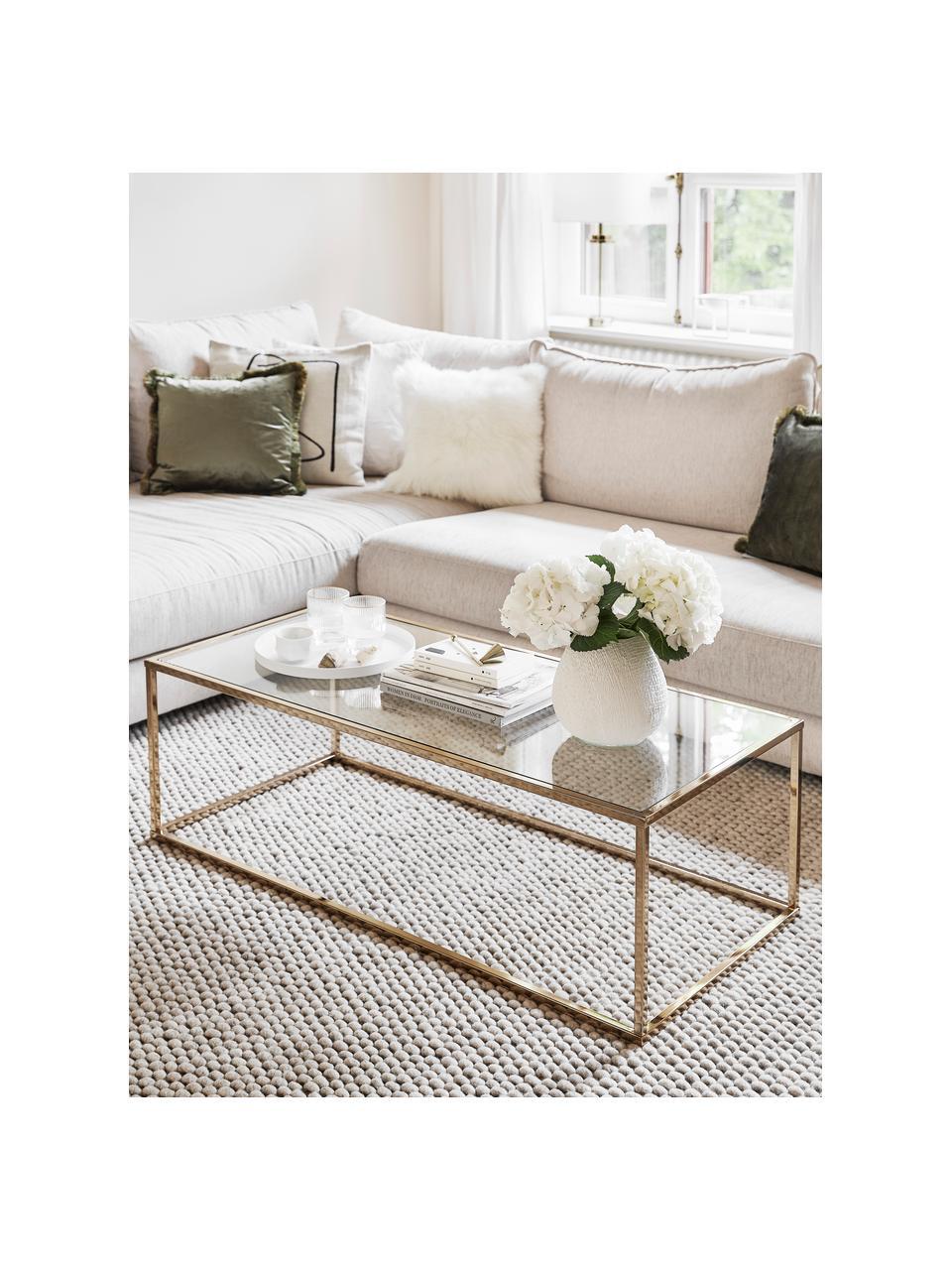 Dywan z wełny Pebble, 80% wełna nowozelandzka, 20% nylon Włókna dywanów wełnianych mogą nieznacznie rozluźniać się w pierwszych tygodniach użytkowania, co ustępuje po pewnym czasie, Biały, S 80 x D 150 cm (Rozmiar XS)