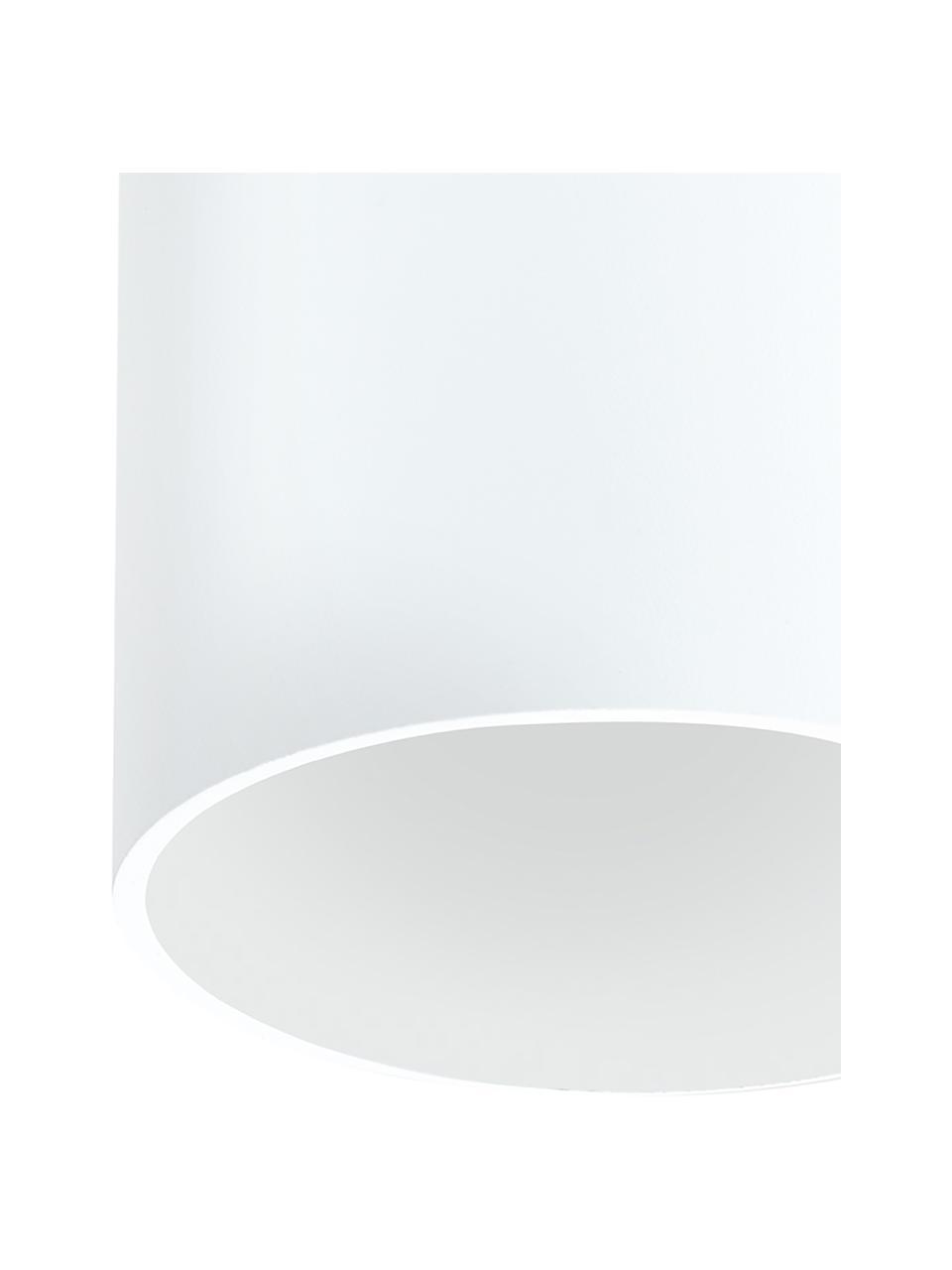 LED-Deckenspot Marty, Lampenschirm: Metall, pulverbeschichtet, Weiß, matt, Ø 10 x H 12 cm