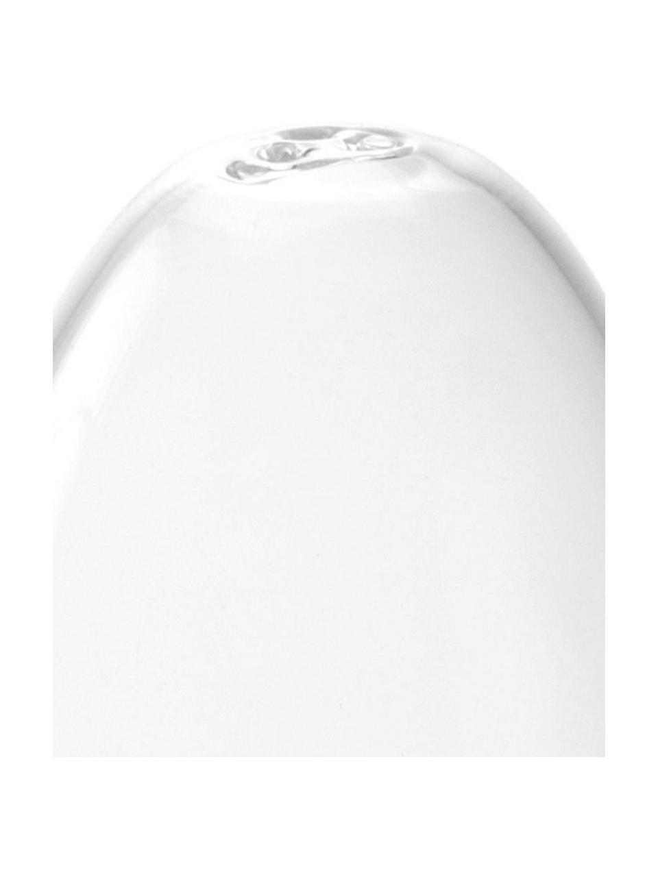 Solniczka i pieprzniczka Shally, 2 elem., Transparentny, Ø 6 x W 8 cm