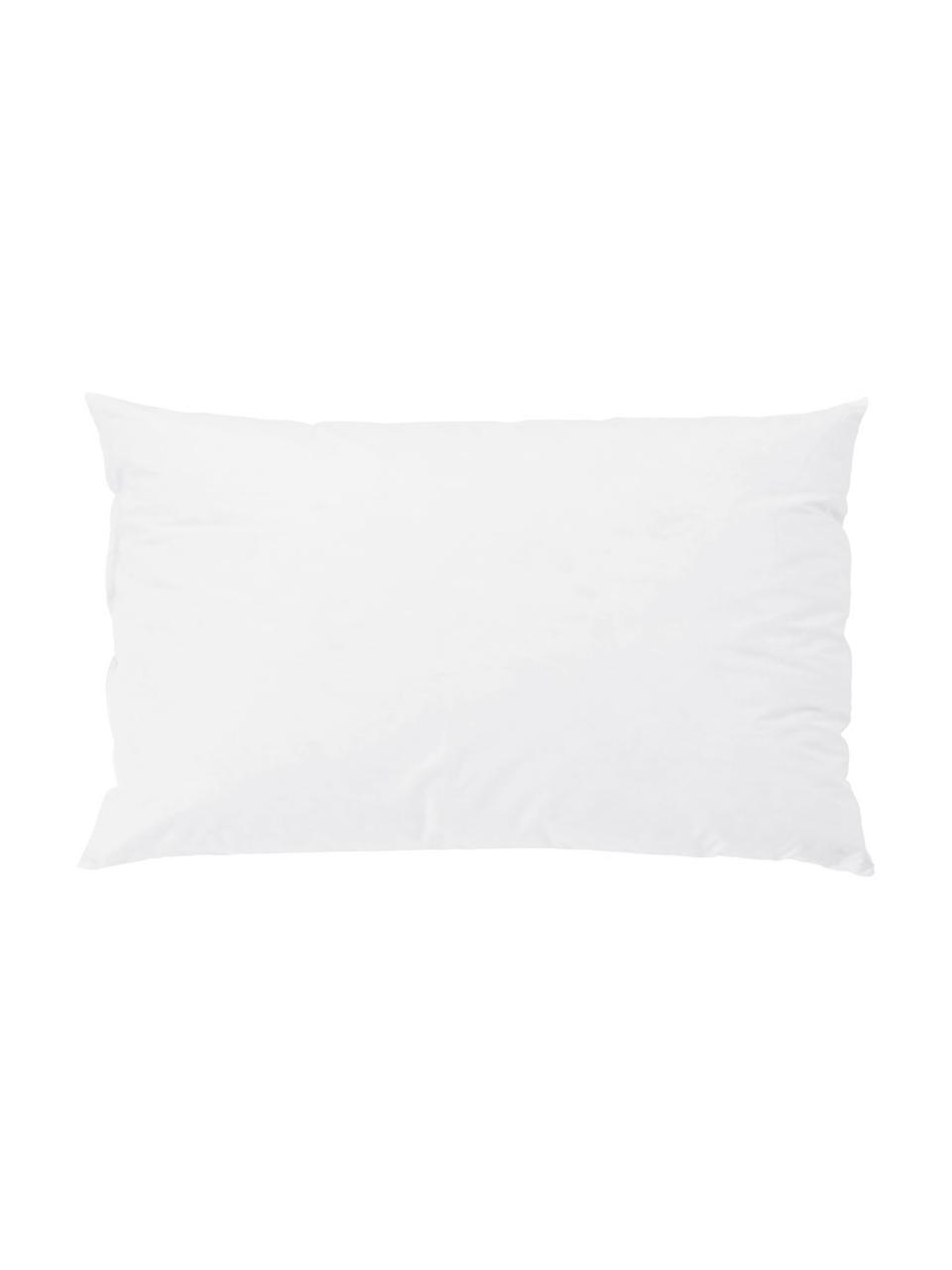 Imbottitura per cuscino in piume Comfort, 30 x 50, Bianco, Larg. 30 x Lung. 50 cm