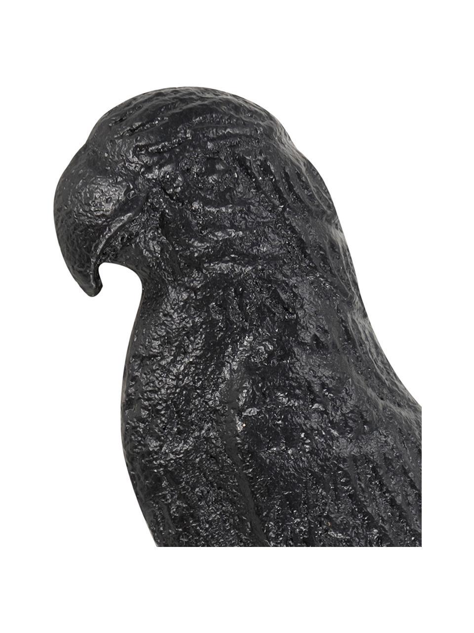 Otwieracz do butelek Ara, Metal powlekany, Czarny, S 7 x W 13 cm