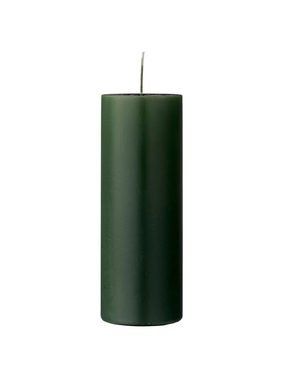 Bougie décorative verte Lulu, Vert forêt