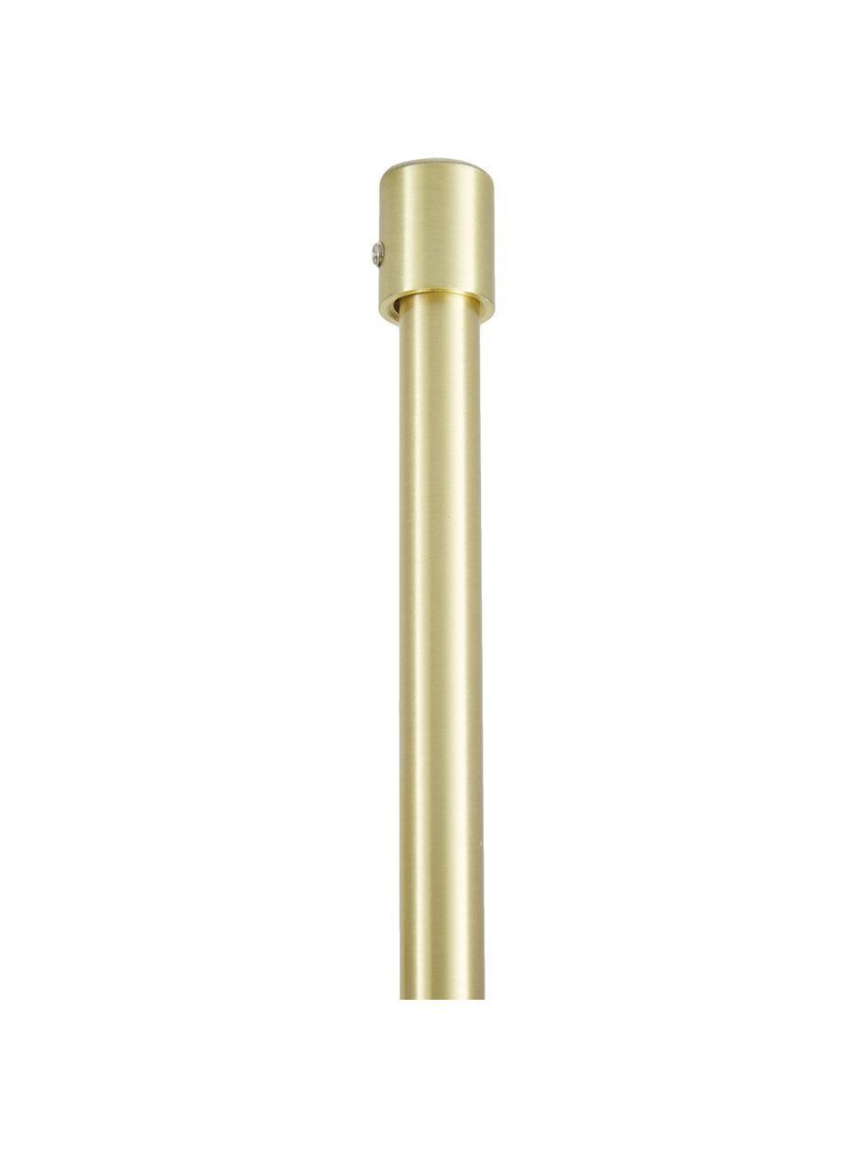 Plafonnier LED doré Gratia, Couleur dorée