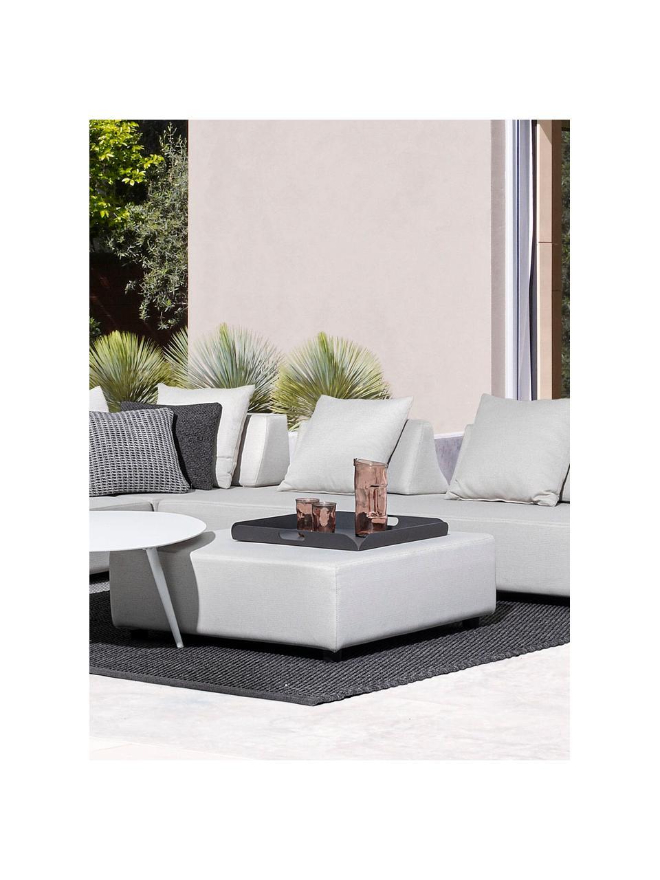 Salon de jardin modulable couleur sable Piper, 4élém., Couleur sable, blanc crème