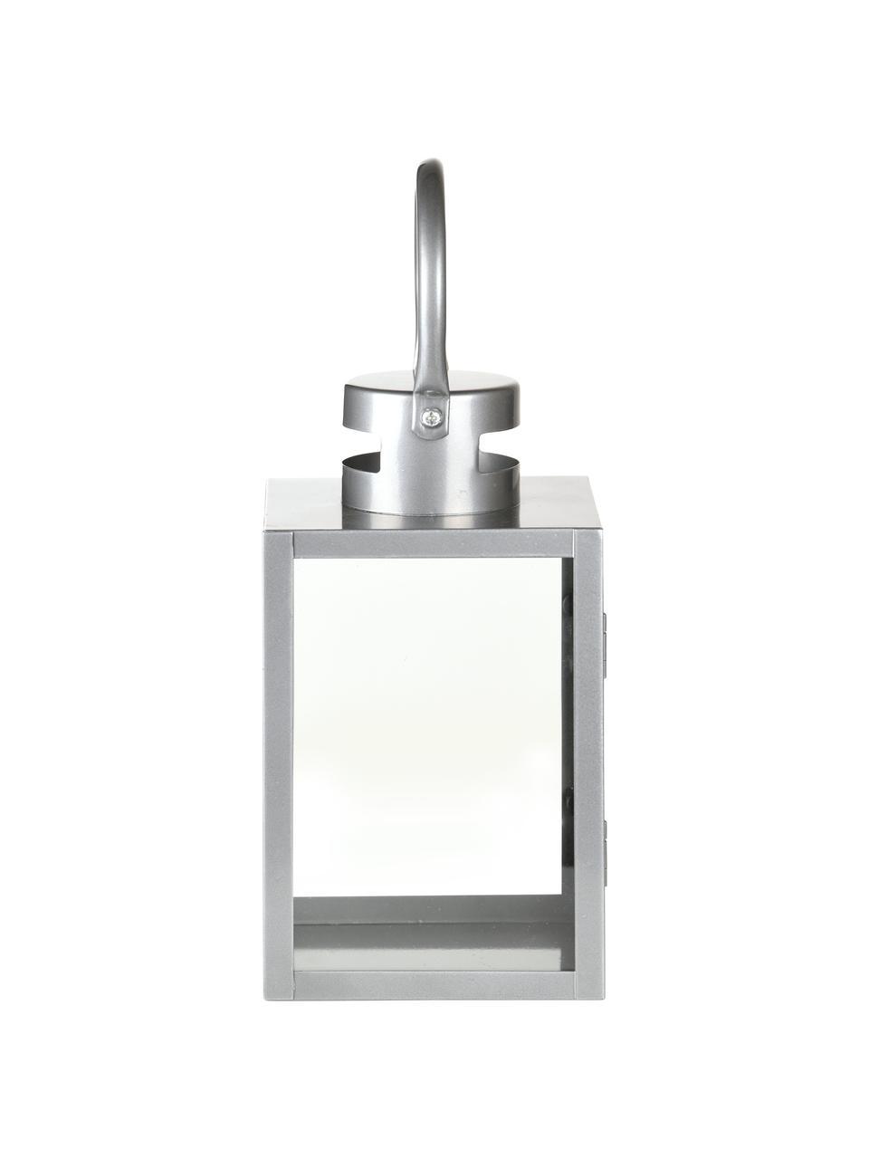 Wandlantaarn Shine, Zilverkleurig, 14 x 23 cm