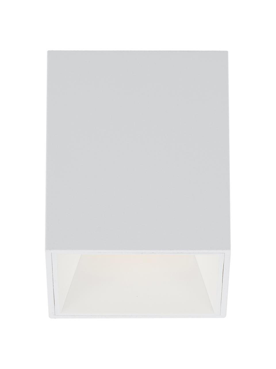 Lampa spot LED Marty, Biały, matowy, S 10 x W 12 cm