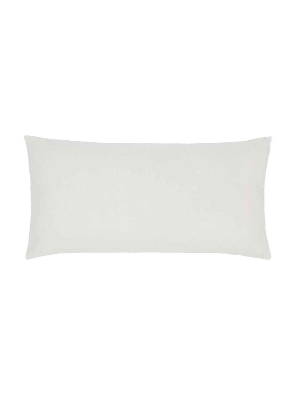 Veganský polštář s kapokovým vláknem a bavlnou Comfort, měkký, Bílá
