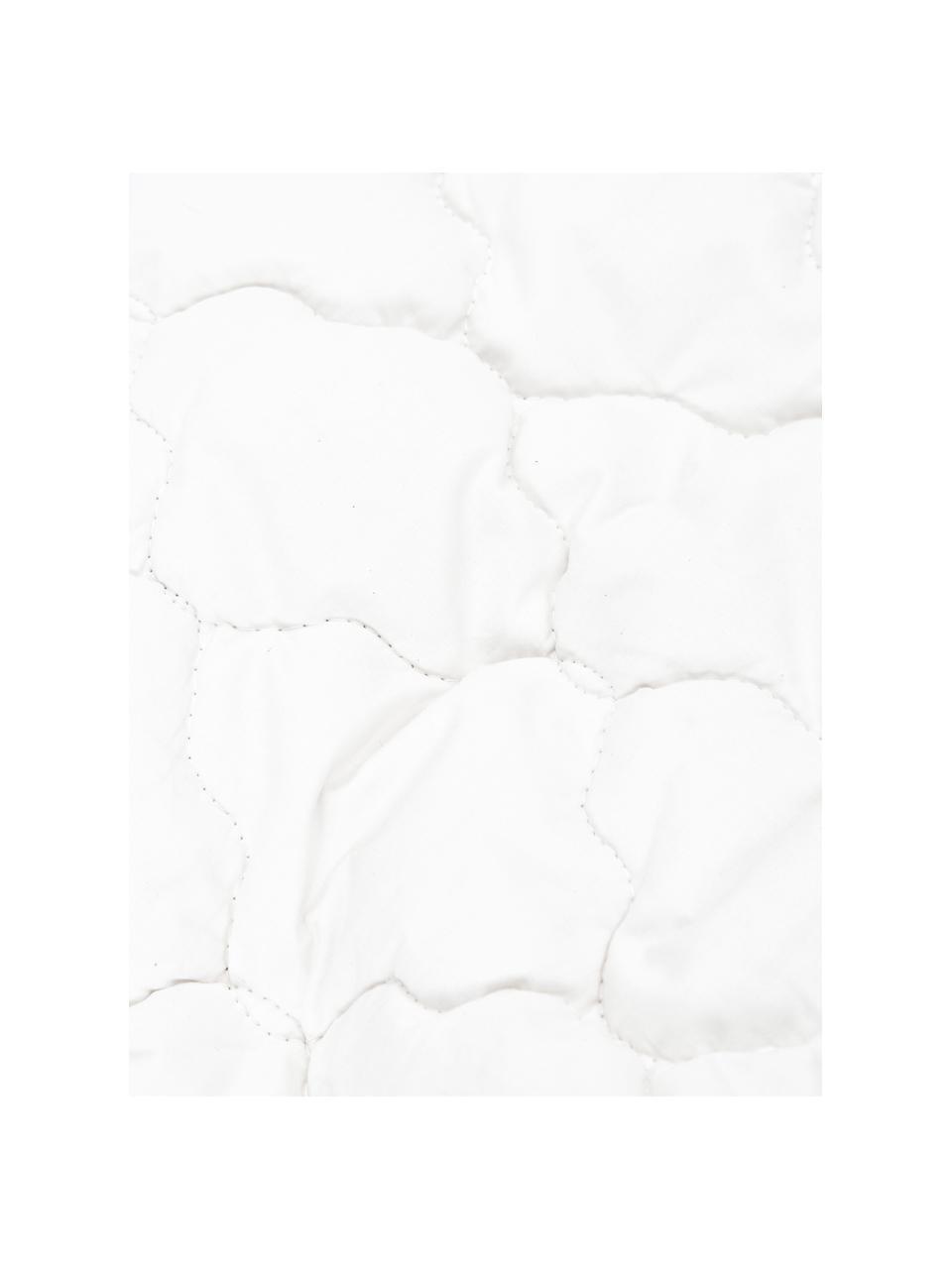 Veganes Kopfkissen Comfort mit Kapokfaser und Baumwolle, weich, Bezug: 100% Baumwolle, Weiss, 40 x 80 cm