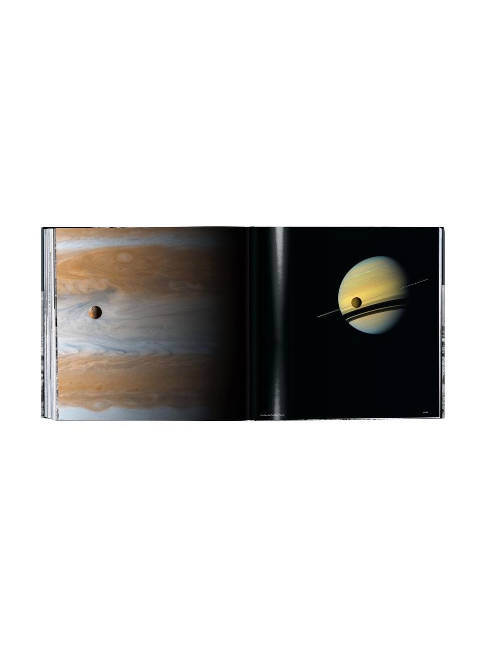Bildband Das NASA Archiv. 60 Jahre im All, Hardcover, Papier, Mehrfarbig, 33 x 33 cm