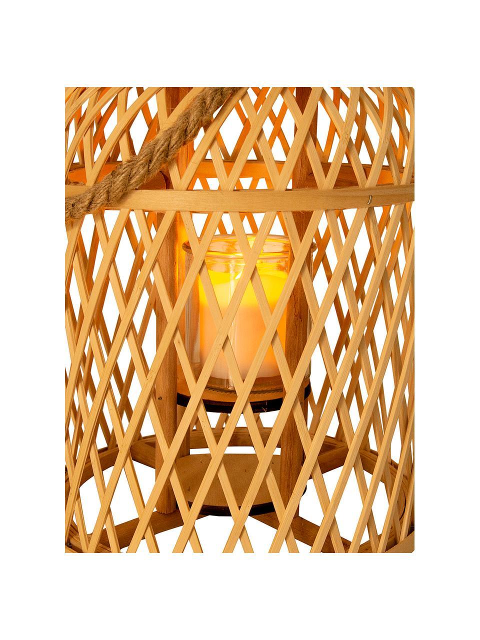 Solární LED svítidlo Korab, Hnědá