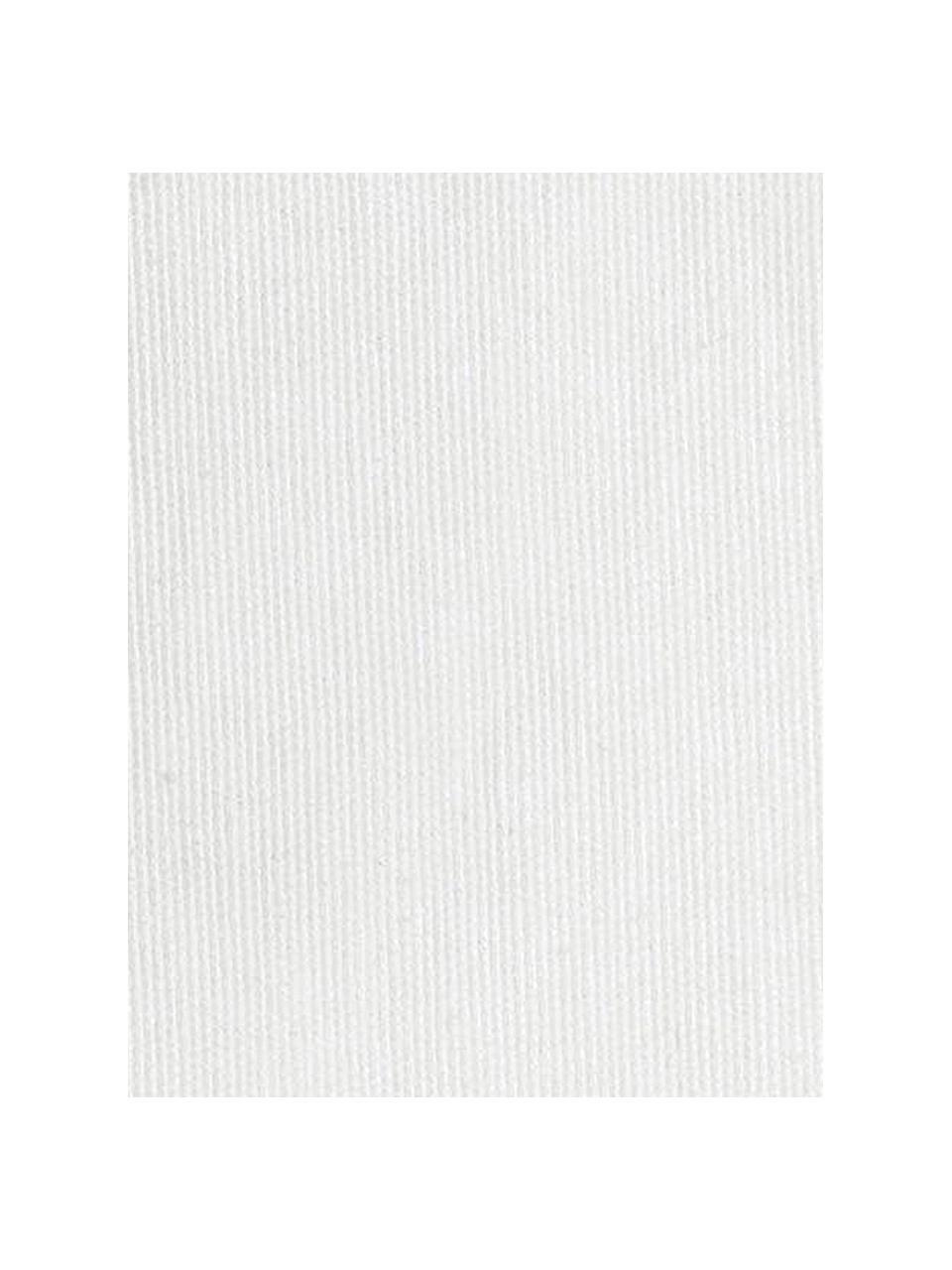 Pokrowiec na fotel Levante, 65% bawełna, 35% poliester, Odcienie kremowego, S 110 x W 110 cm