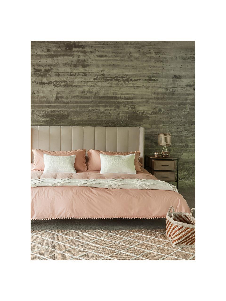 Ręcznie wykonany dywan z juty Kunu, 100% juta, Beżowy, S 200 x D 300 cm (Rozmiar L)