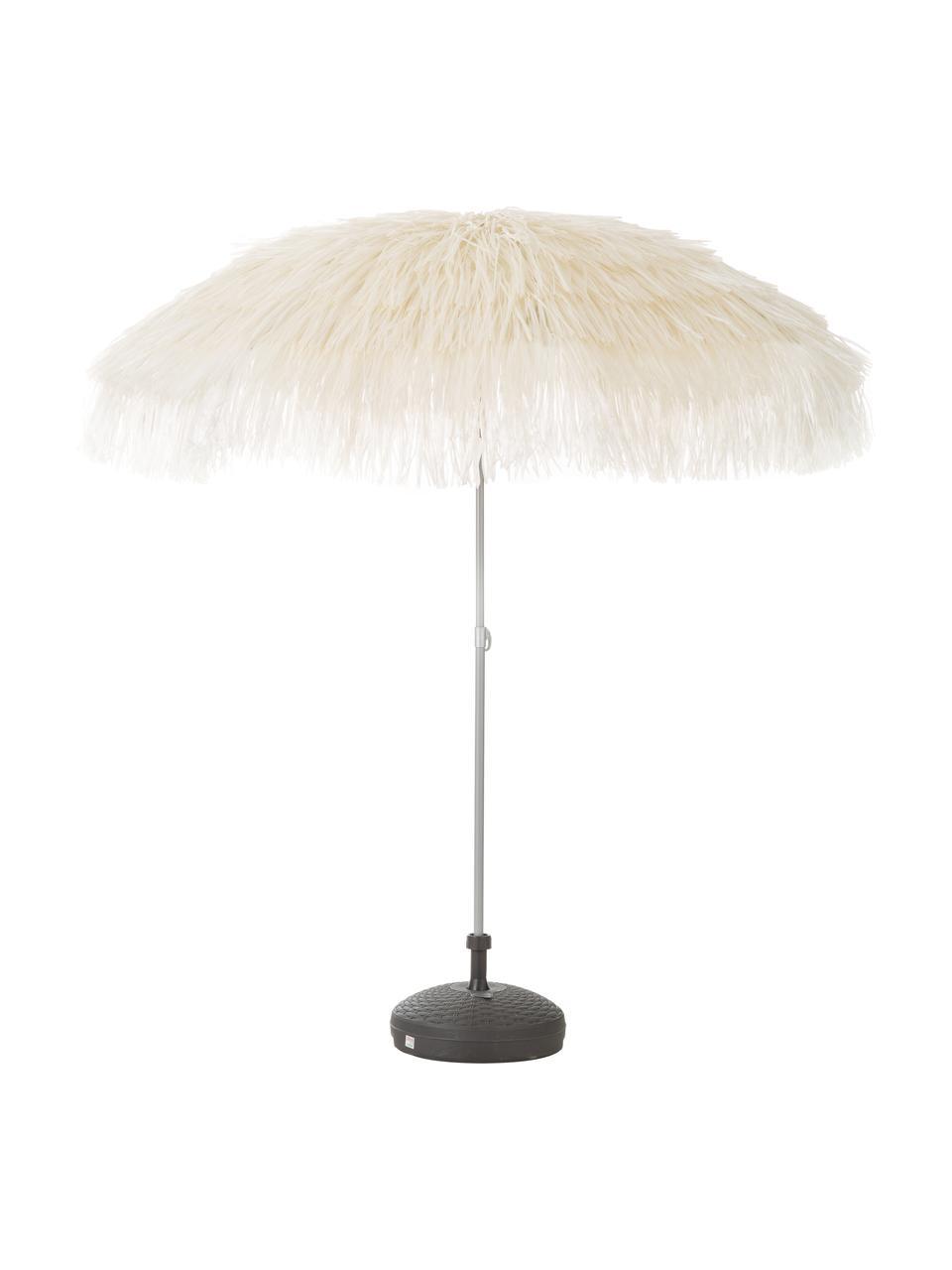 Parasol beige Hawaii, Ø 200 cm, Beige