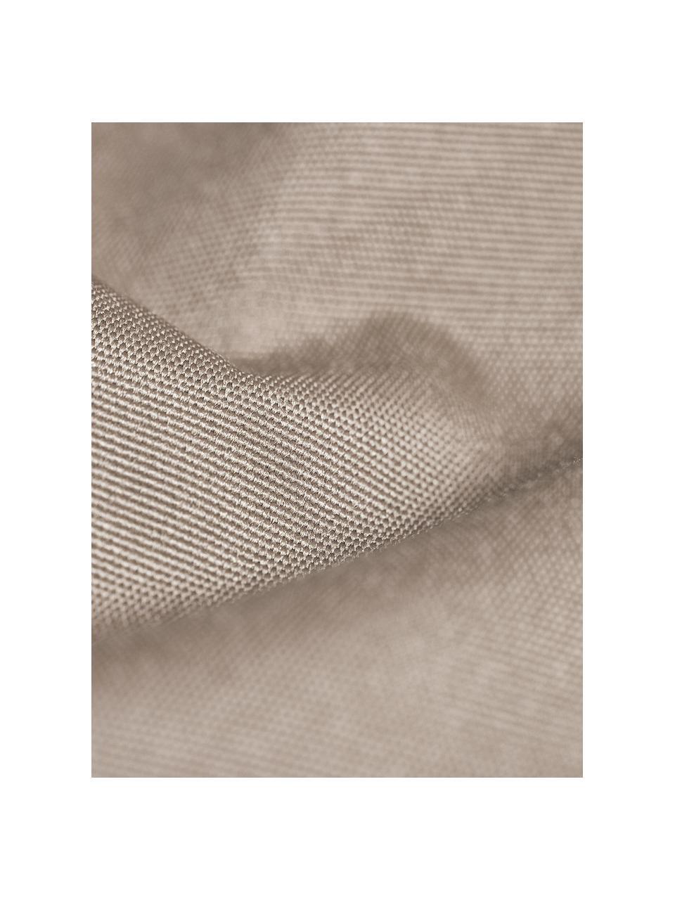 Worek do leżenia ogrodowy Wave, Tapicerka: poliester powlekany poliu, Szary, S 70 x G 125 cm