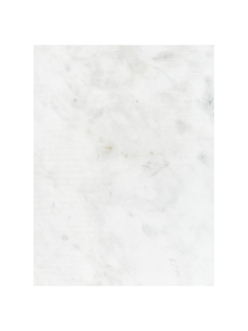 Étagère murale marbre Porter, Blanc