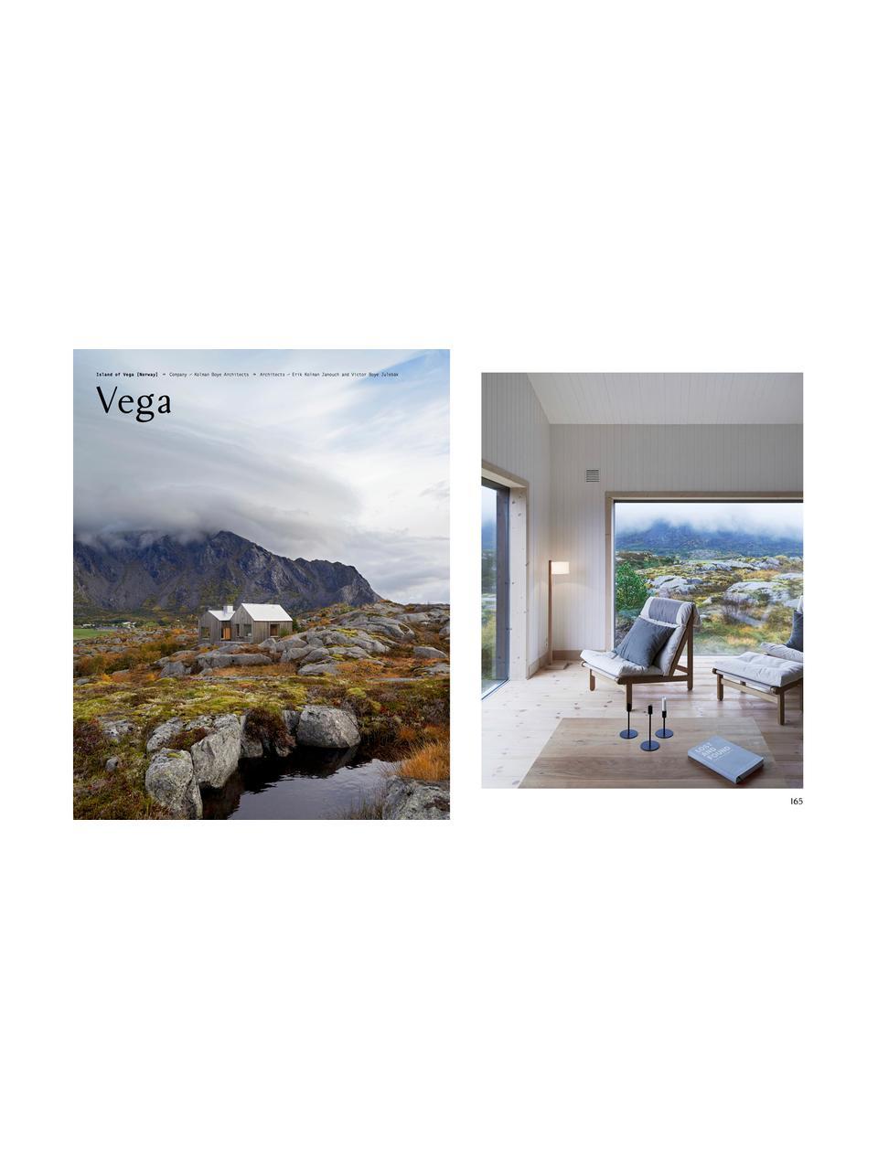 Album Scandinavia Dreaming, Papier, twarda okładka, Wielobarwny, S 24 x D 30 cm