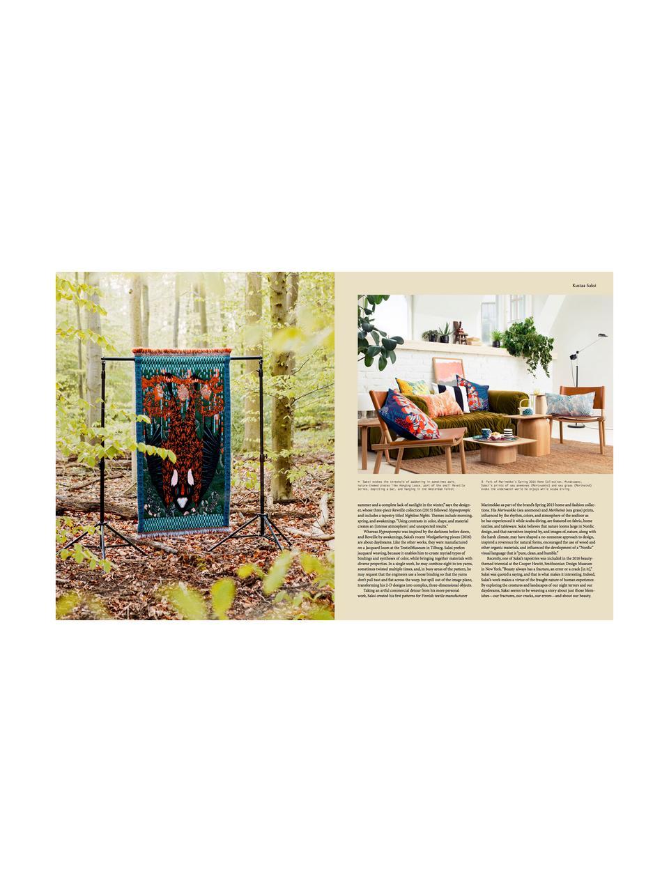 Kniha Scandinavia Dreaming, Více barev