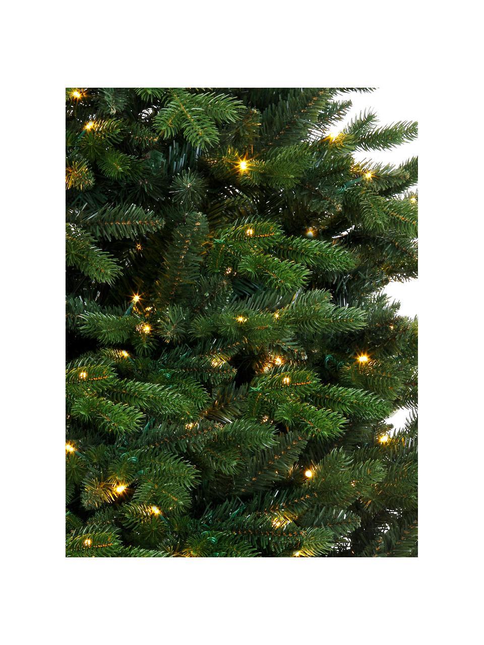 Sapin de Noël artificiel LED Allison, Vert