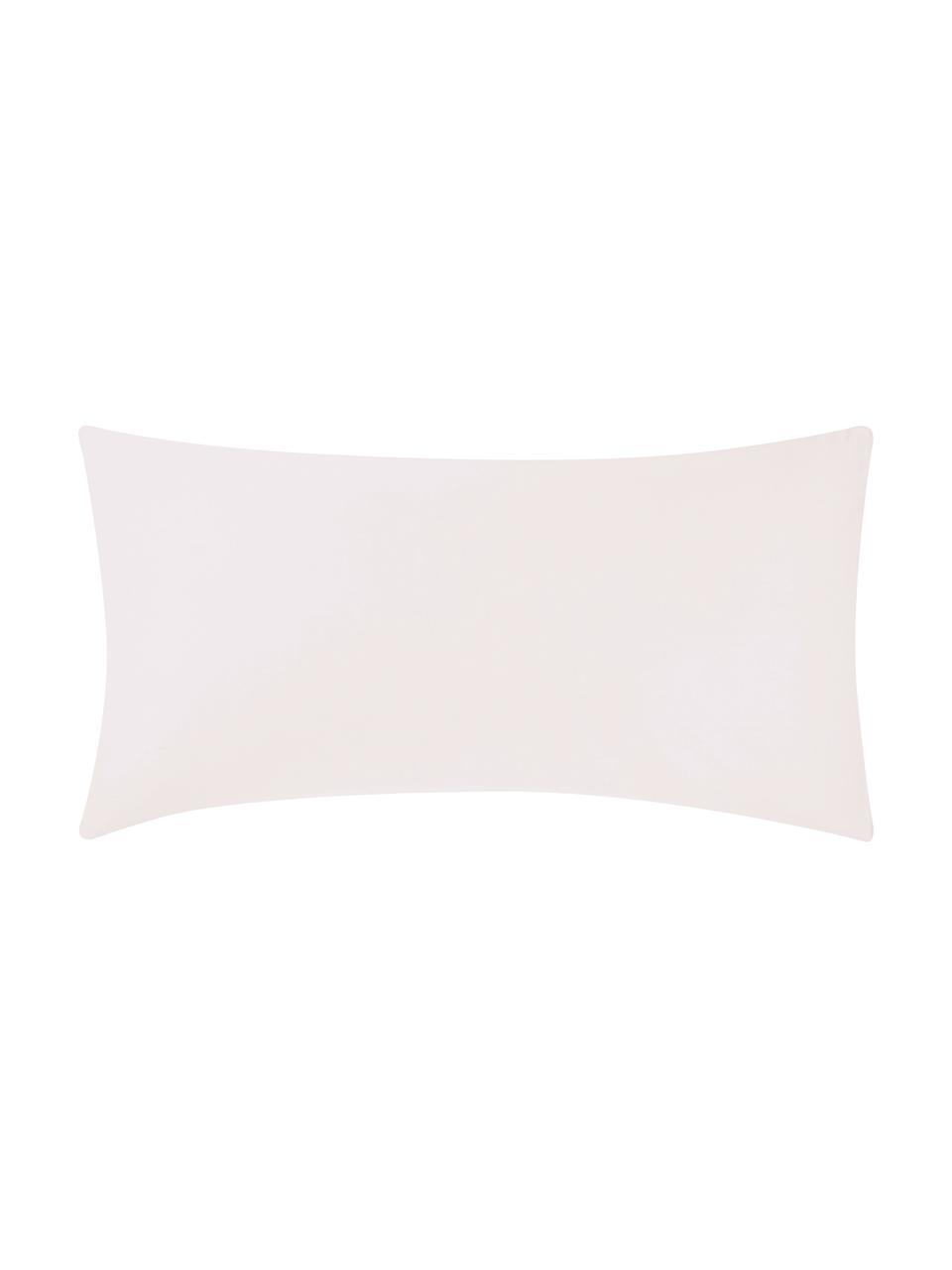 Baumwollsatin-Kopfkissenbezüge Comfort in Rosa, 2 Stück, Webart: Satin Fadendichte 250 TC,, Rosa, 40 x 80 cm